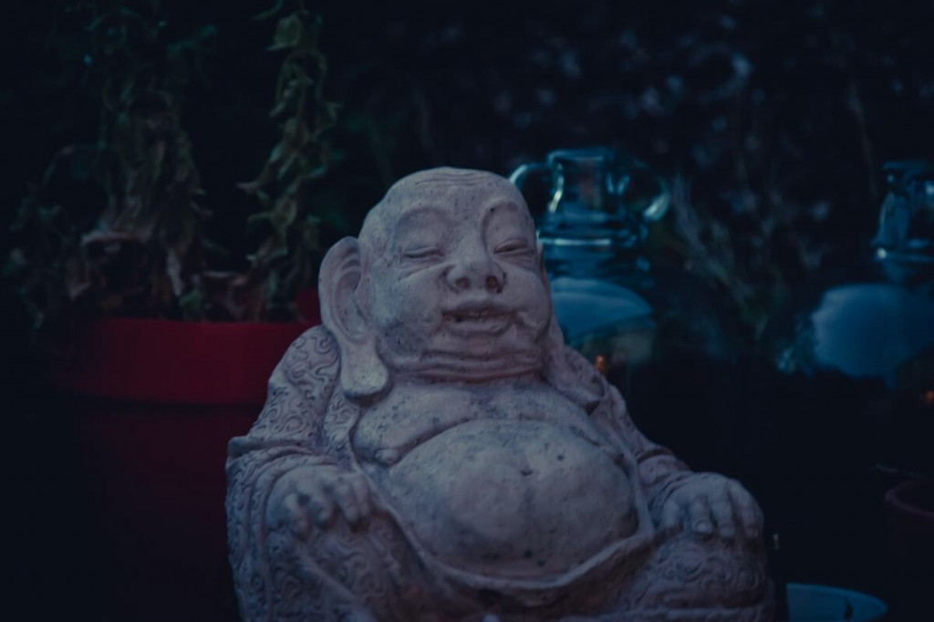 Day 8 - Happy Buddha