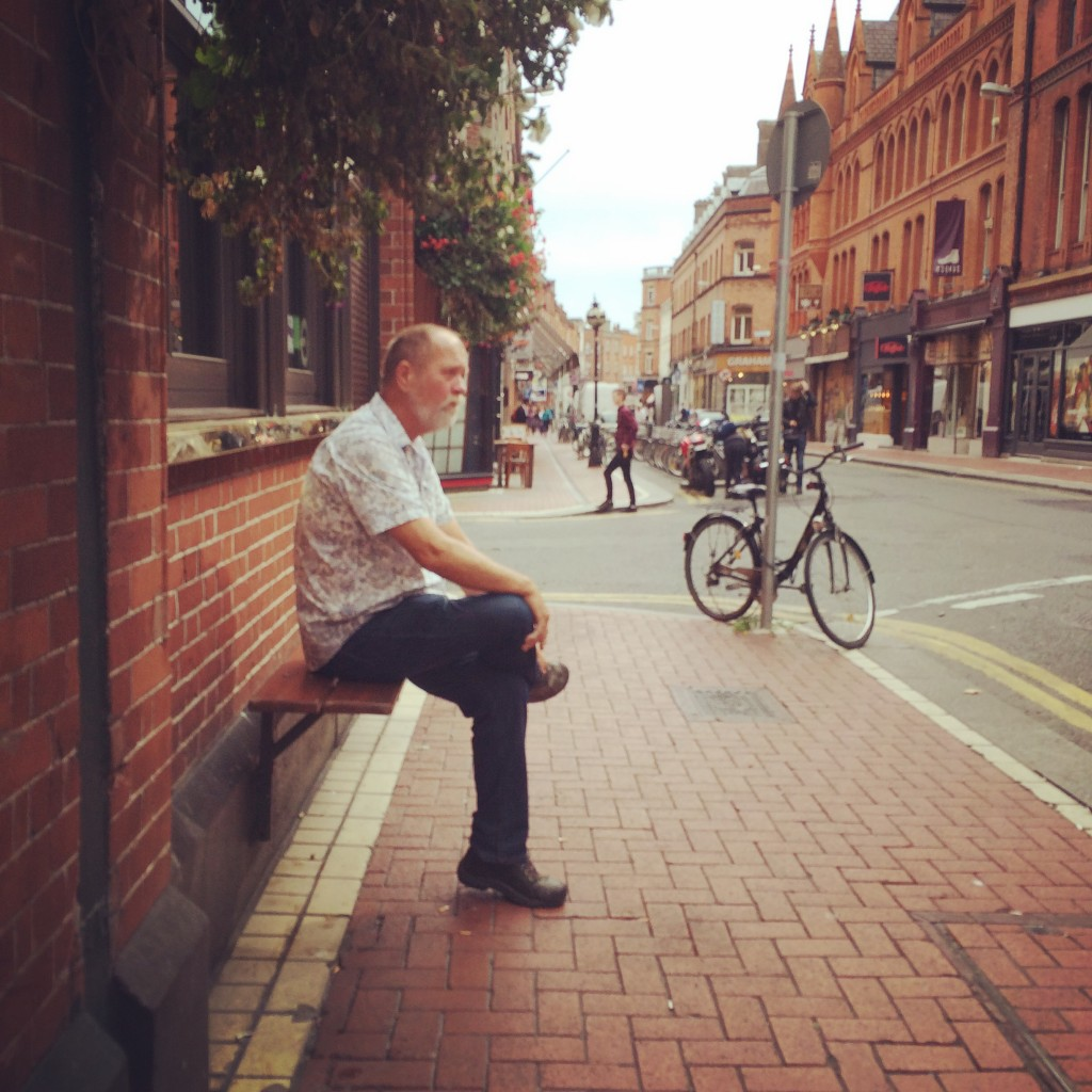 Day 11 - sitting at the dock of the Exchequer